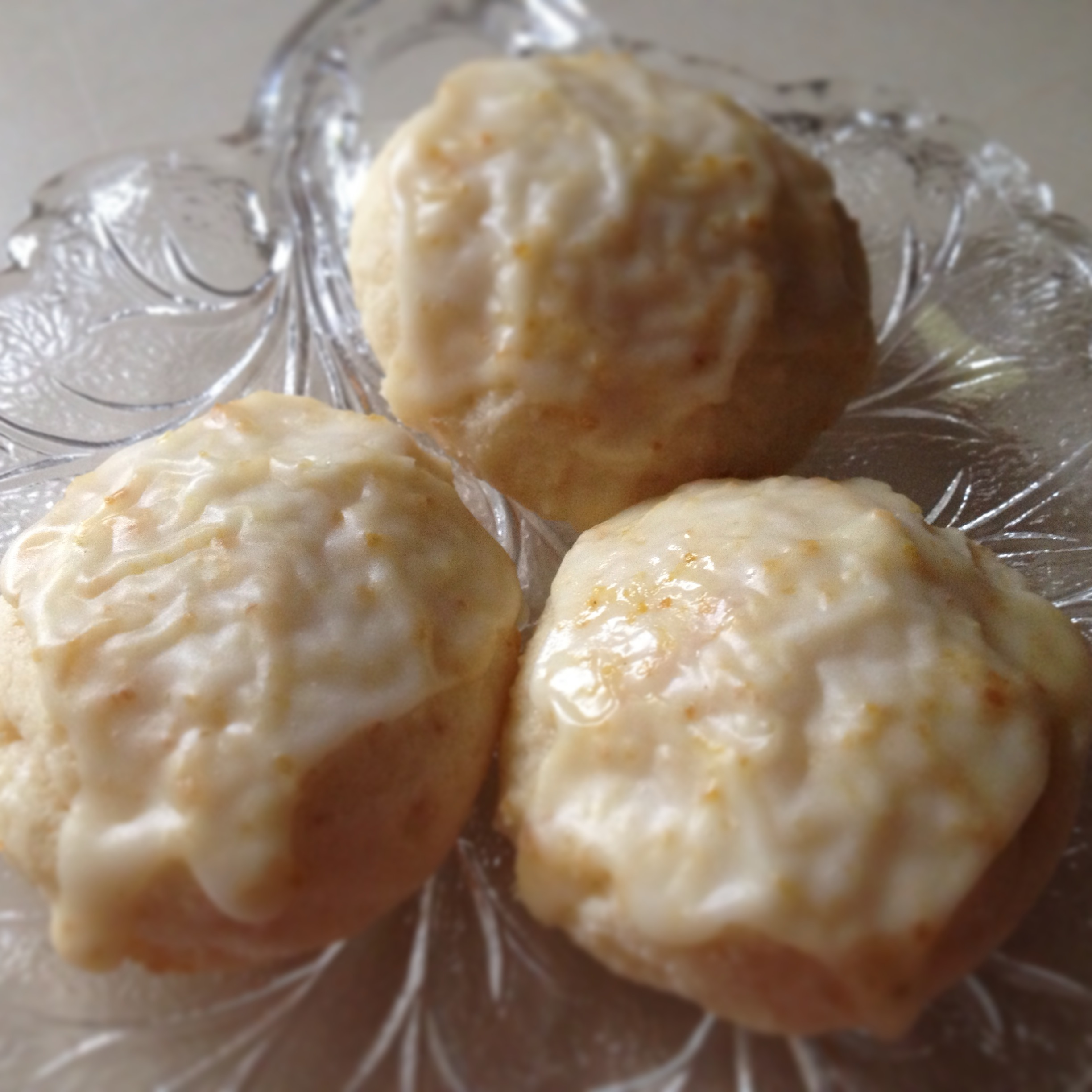 lemon ricotta cookies from cocos confections